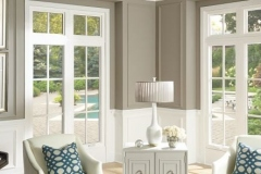 Casement-window