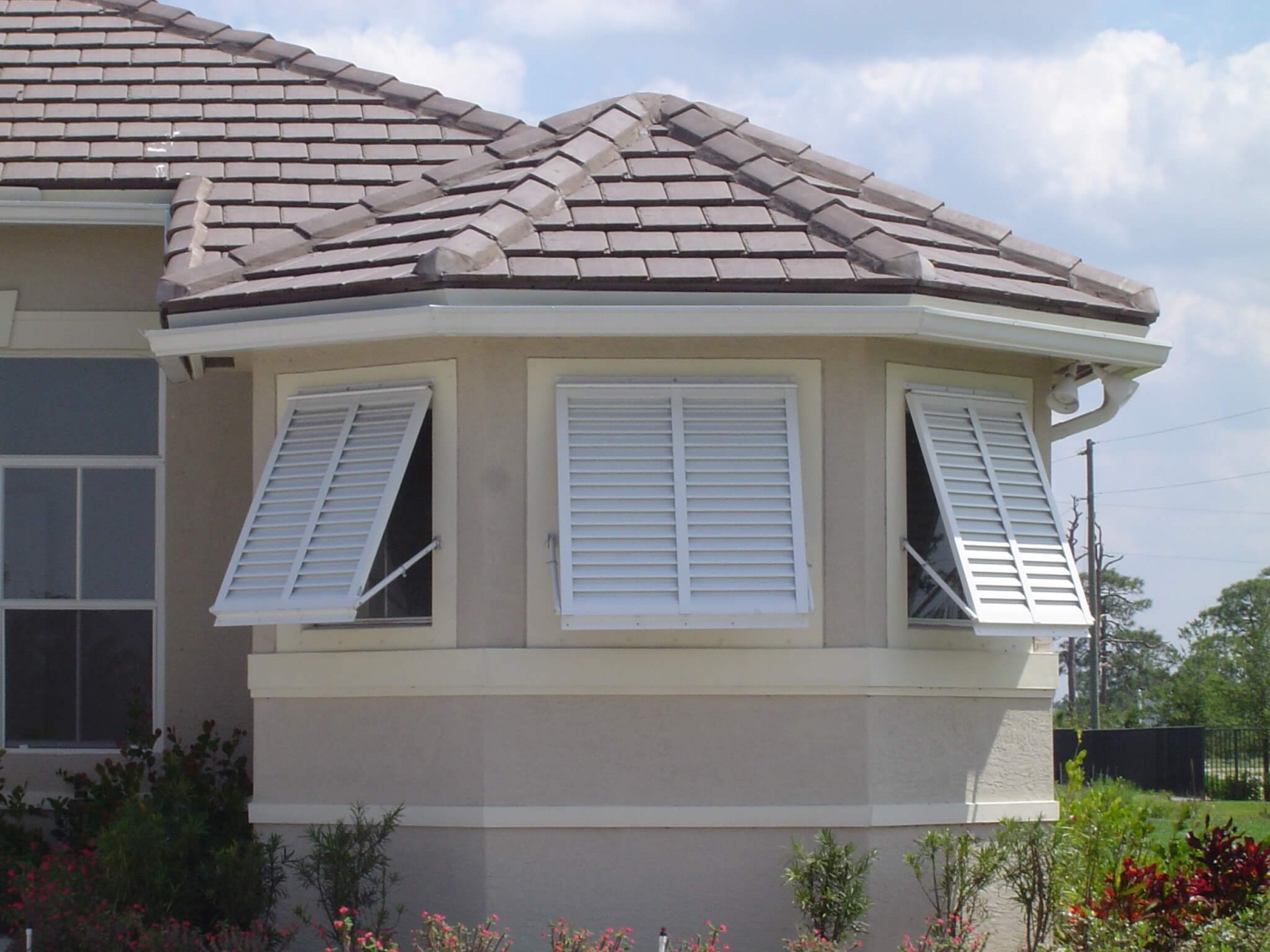 Bahama Shutters Products Castle Impact Windows