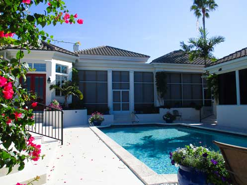 who offers hurricane shutters palm beach county?