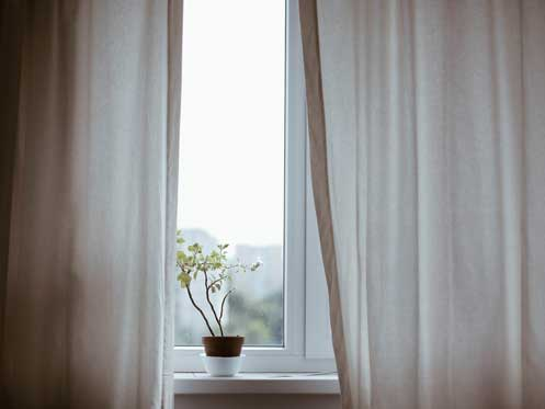 Window Treatment - Drapes